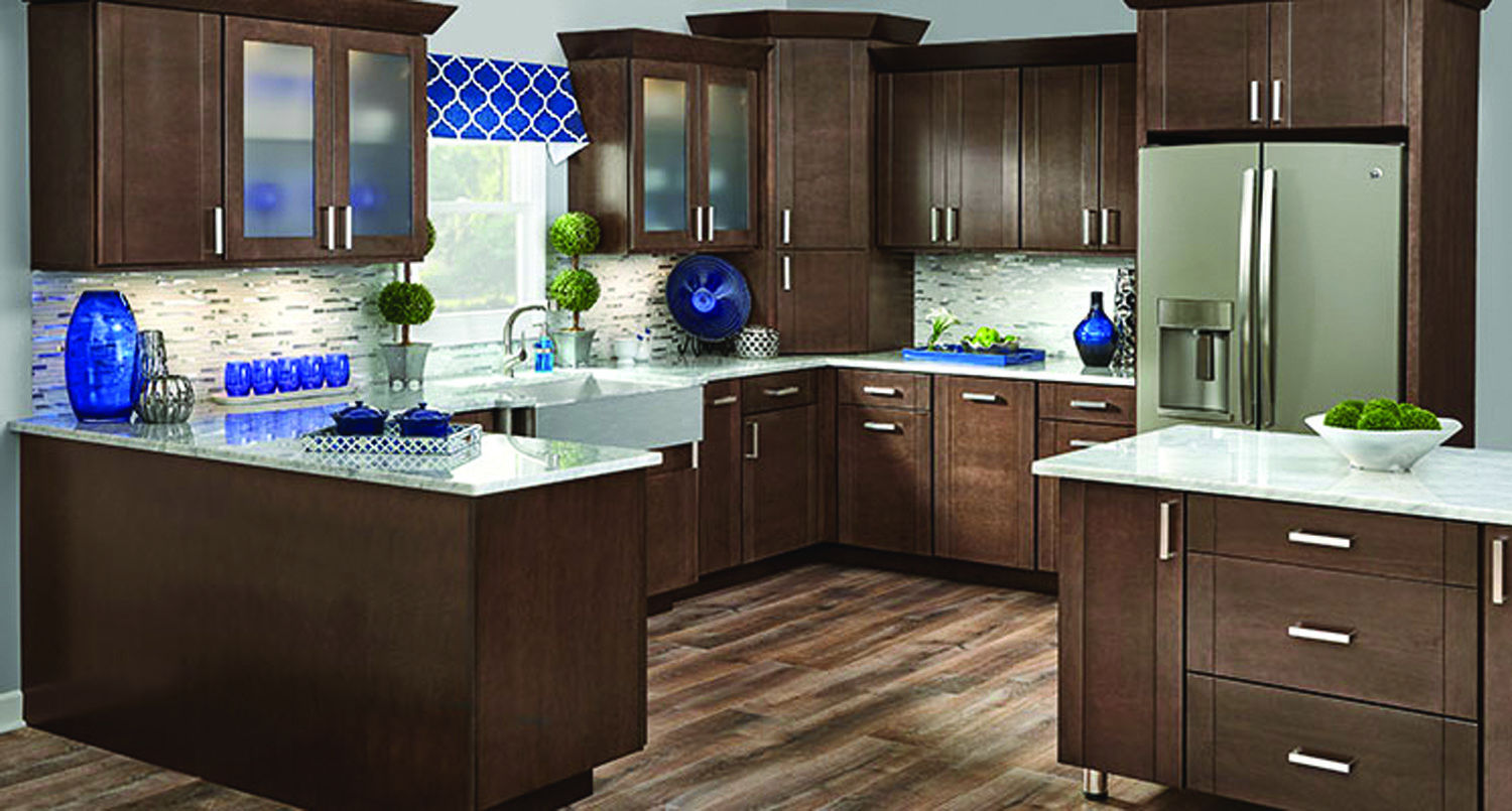 Central Kitchen Cabinetry