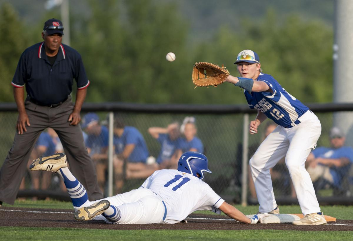 Newell-Fonda vs Remsen St. Mary's baseball