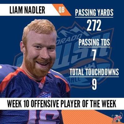 Liam Nadler