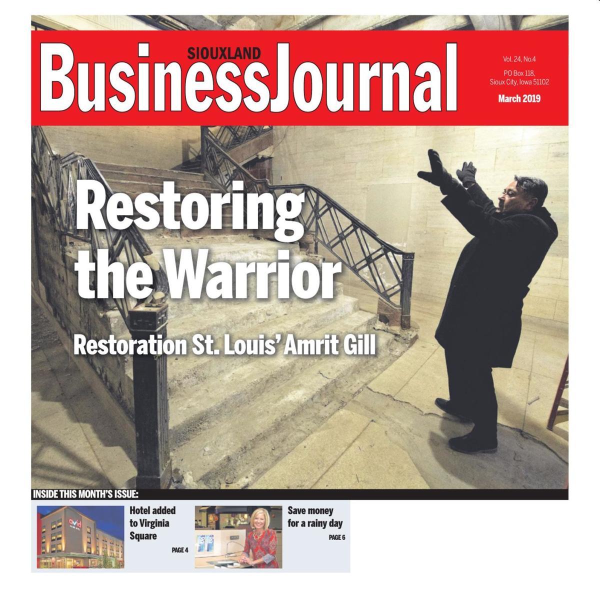 Siouxland Business Journal - March 2019