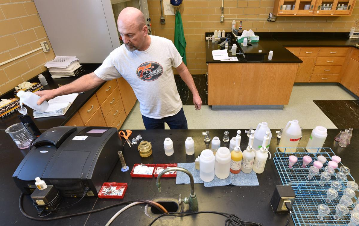 Sioux City water testing