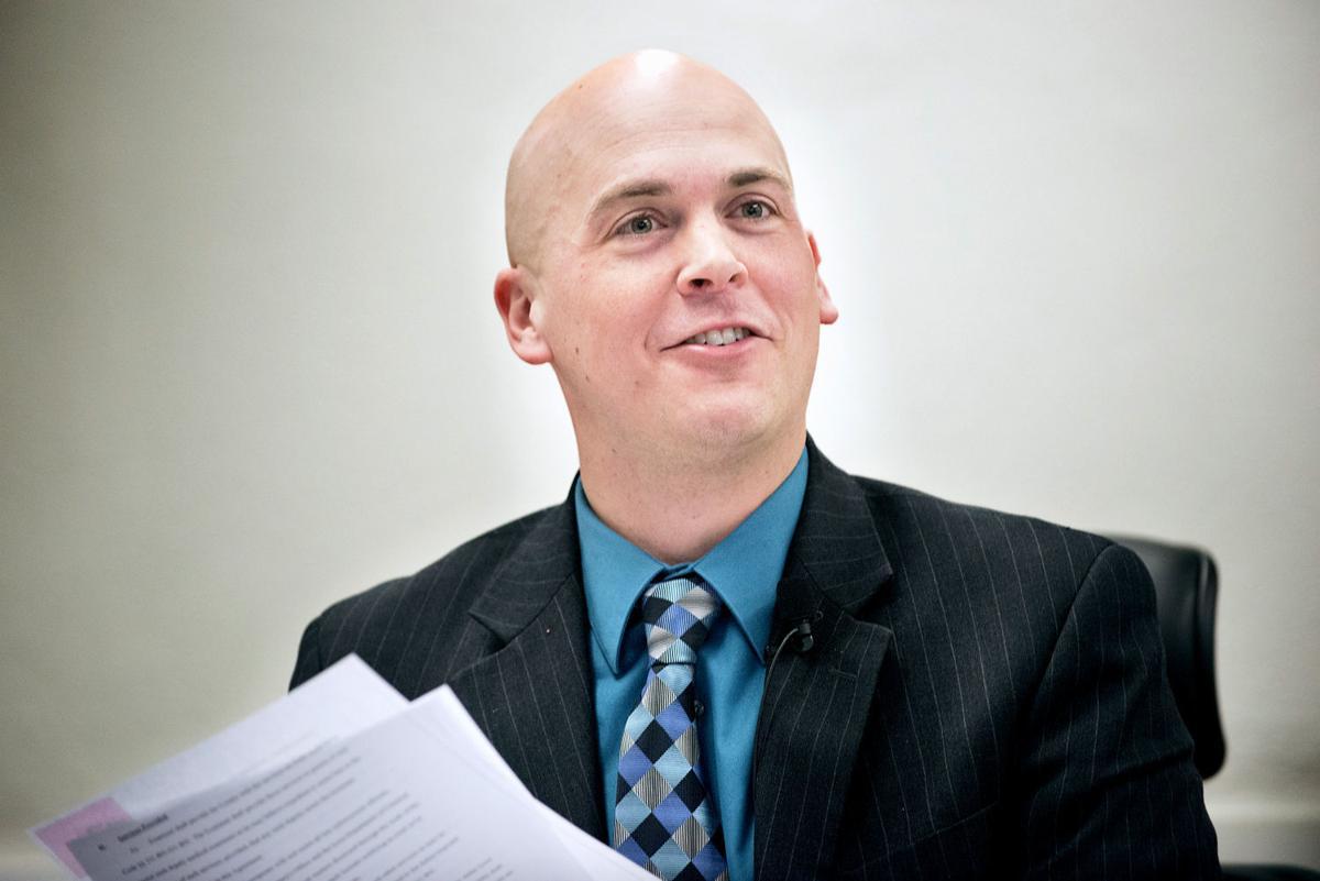 Jeremy Taylor mug -- Woodbury County Supervisor