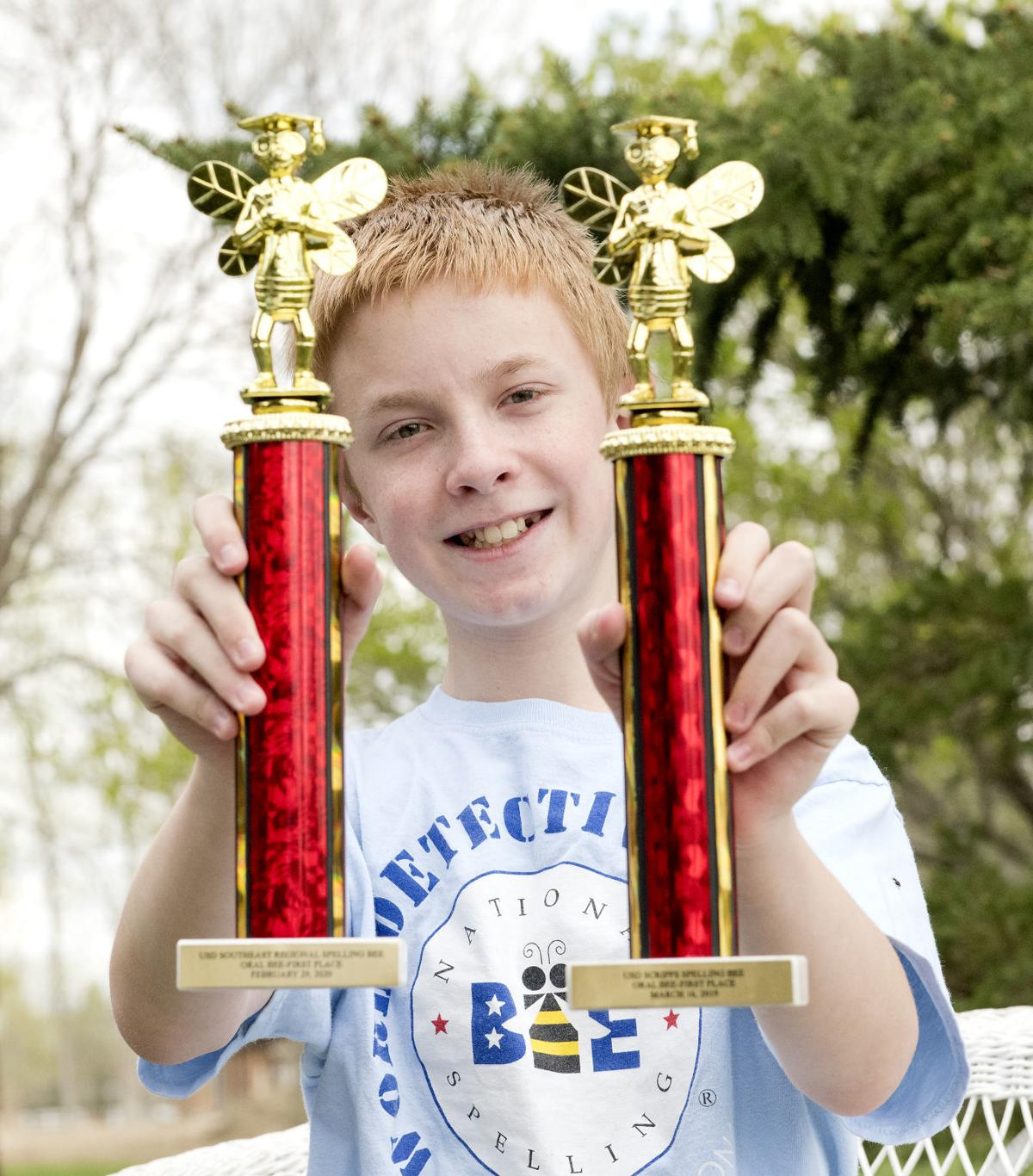 COVID-19: Brendan Lindsey stays busy after canceled spelling bees 1