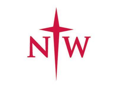 NAIA Northwestern College Red Raiders logo