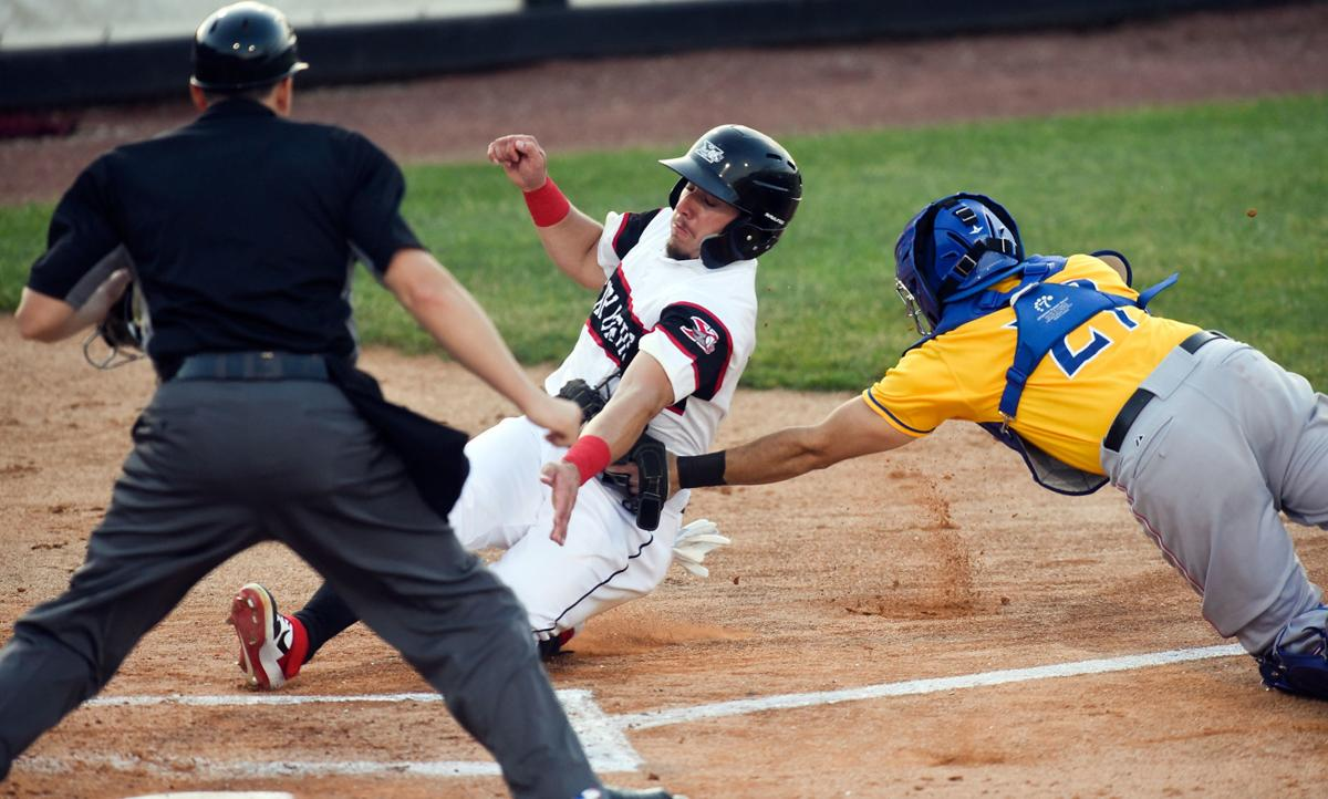 Pro baseball: Sioux City Explorers vs. Sioux Falls Canaries