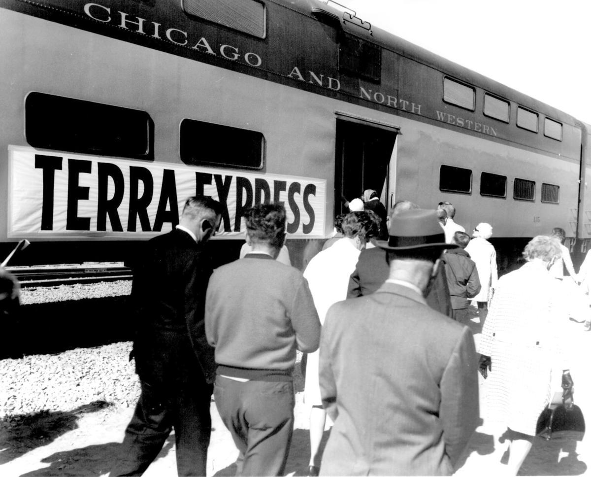 Terra Train, 1967