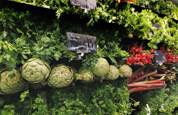 powerhouse vegetables