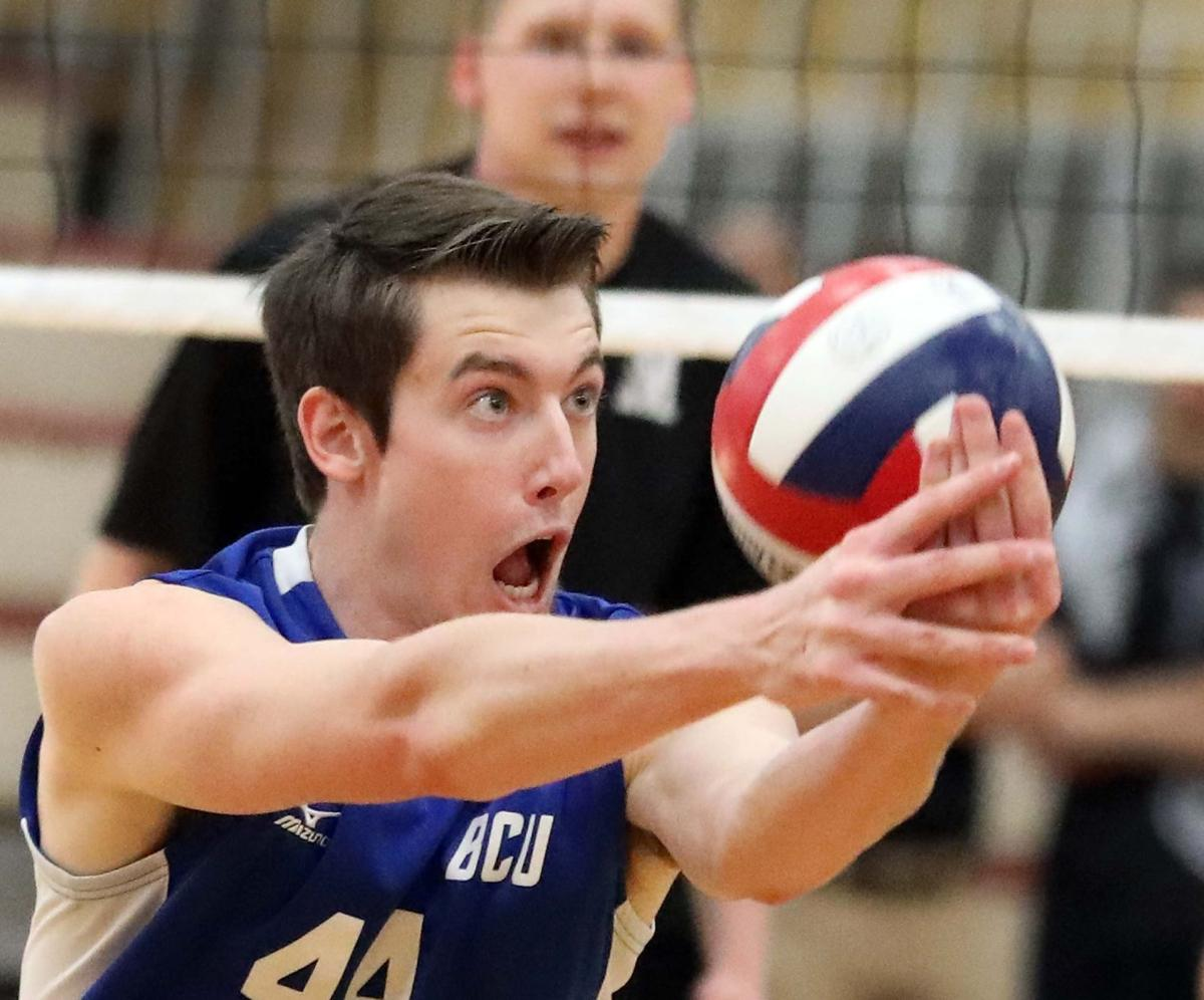 Briar Cliff at Morningside men's volleyball