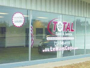 Total Sales & Service