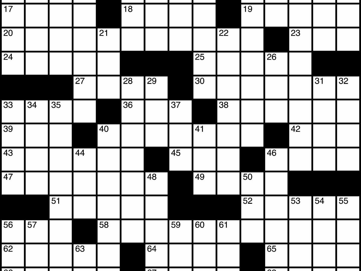Crossword Weekender Siouxcityjournal Com