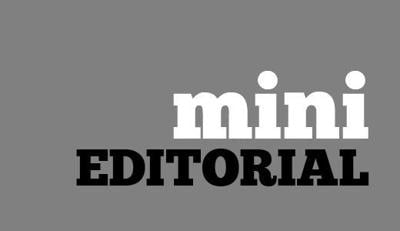 Mini Editorial logo