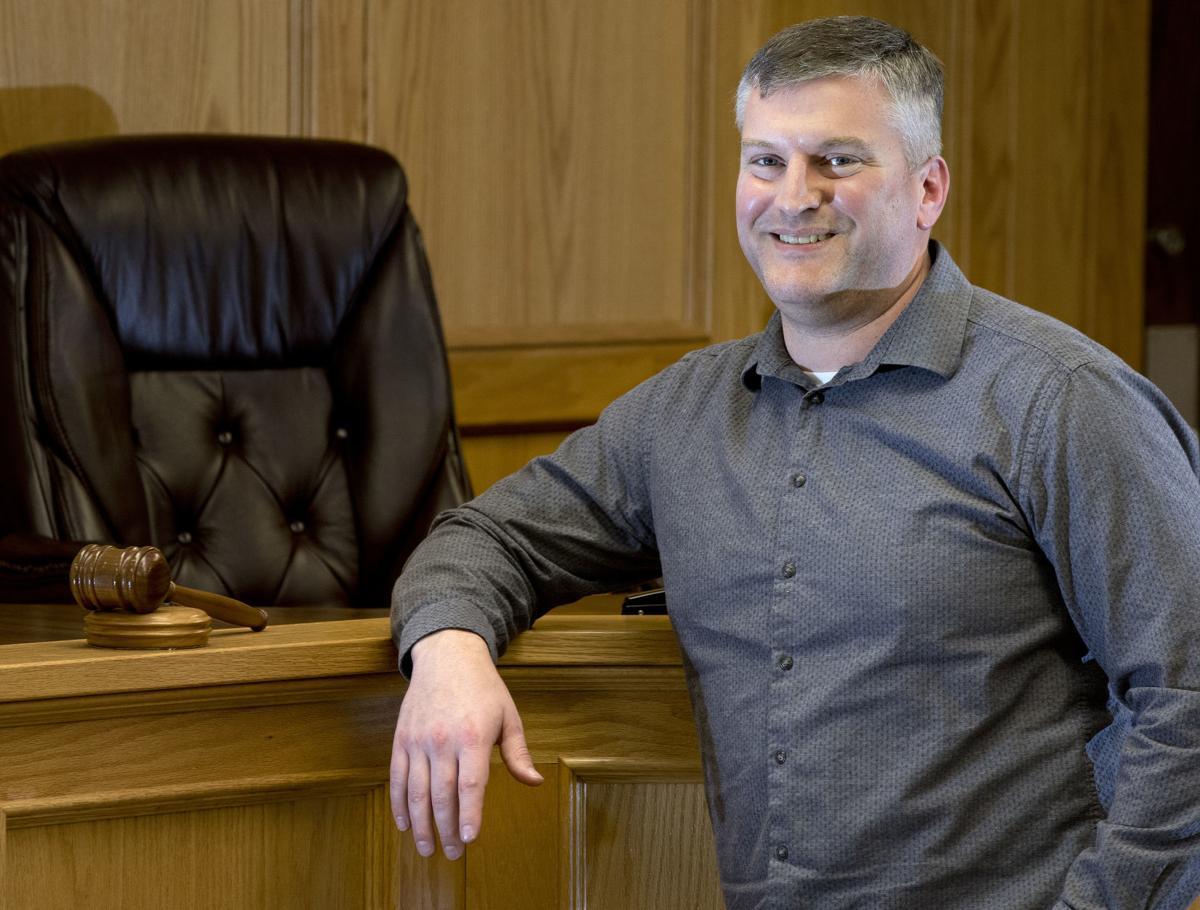 District Judge Bryan Meismer
