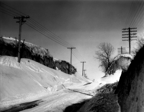 Blizzard: 1936