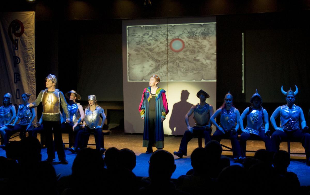 Pippin at Lamb Theatre