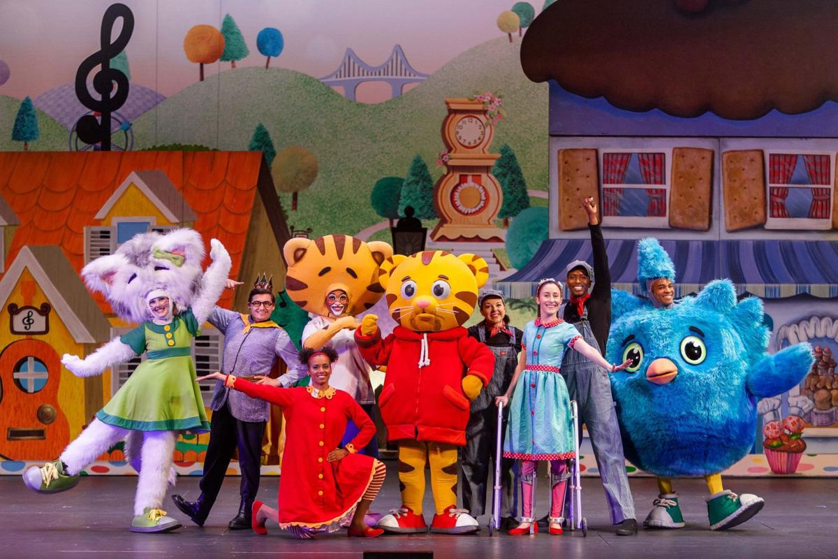 Daniel Tiger\'s Neighborhood\' coming to Orpheum | Arts and Theatre ...