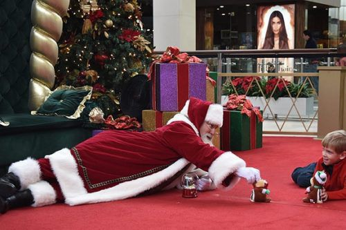 How To Find A Sensory-friendly Santa Claus In Your State