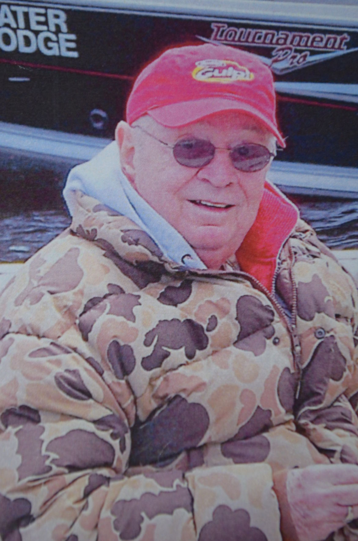 Gallagher spirit lake 39 s bedell remembered for life well for Pure fishing spirit lake iowa
