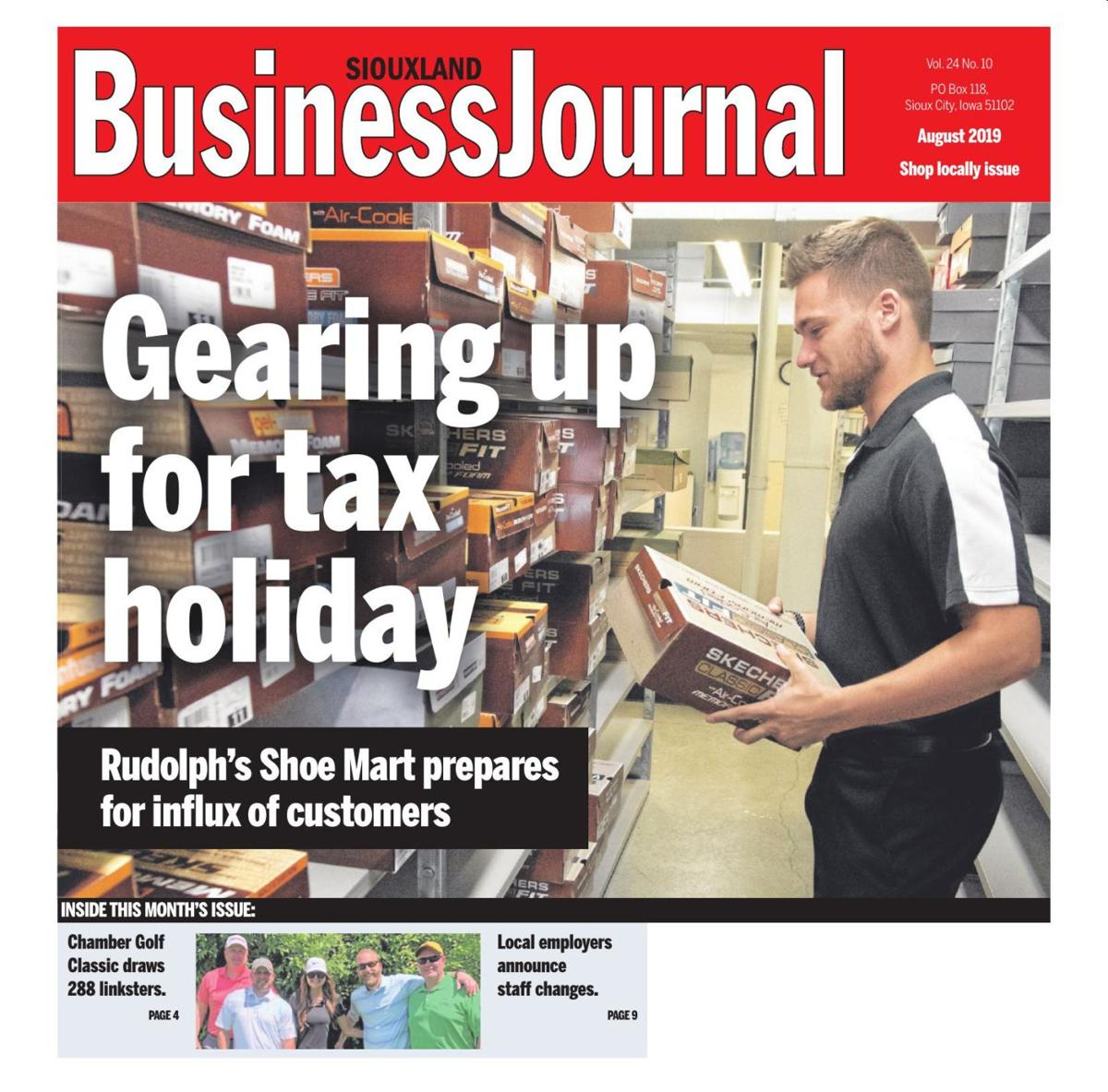 Siouxland Business Journal - August 2019