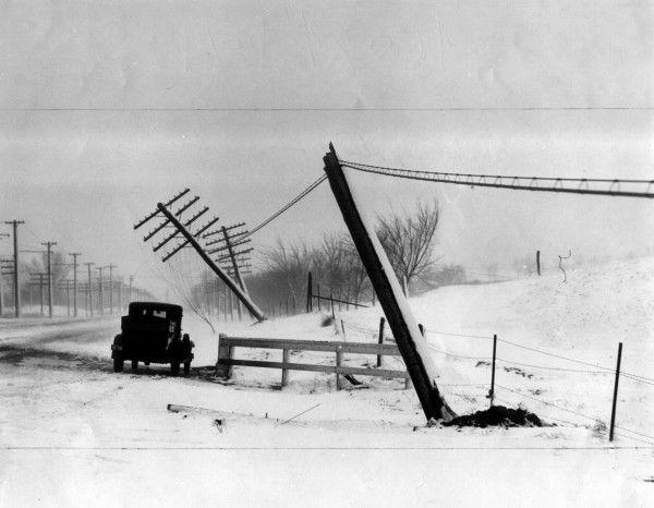 Blizzard: 1937