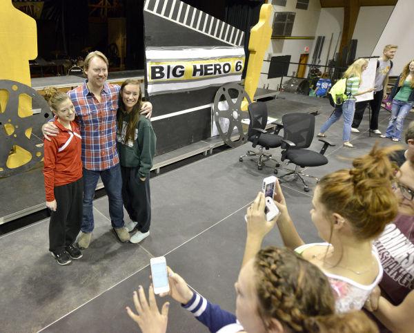 Big Hero 6 Don Hall