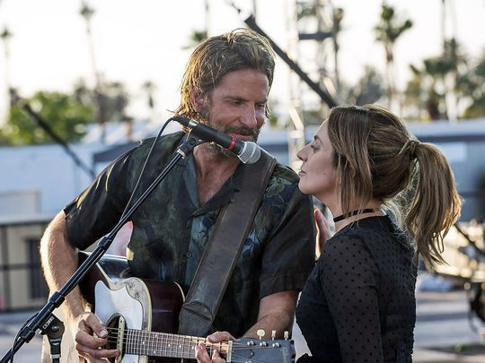 A Star Is Born scene