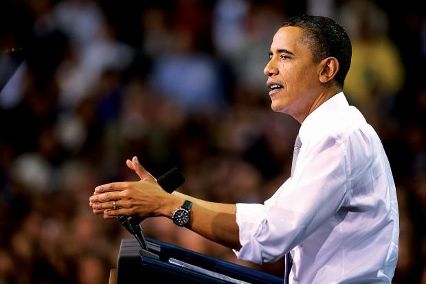 Obama brings sexy back