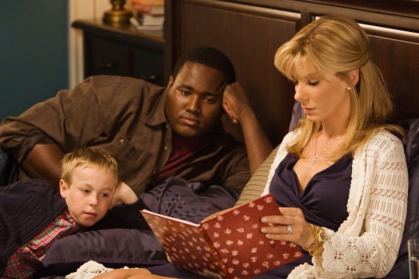 Film Review The Blind Side