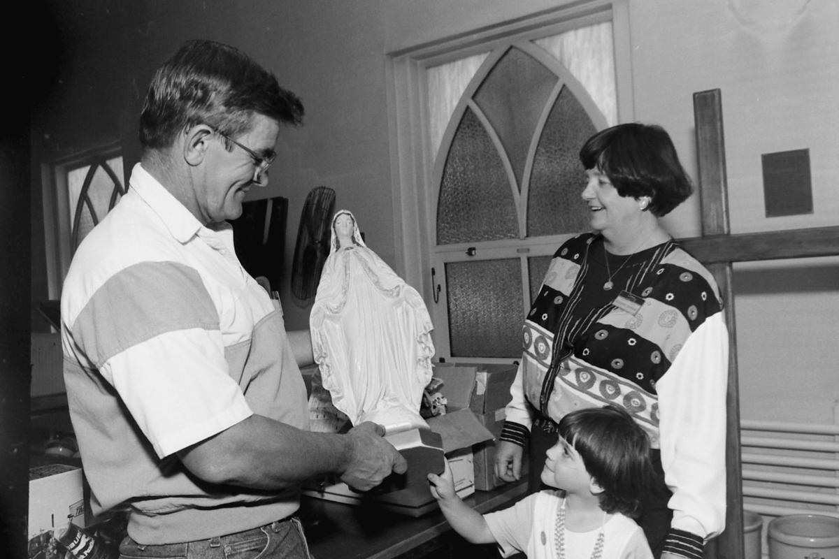 Sacred Heart Auction, 1992