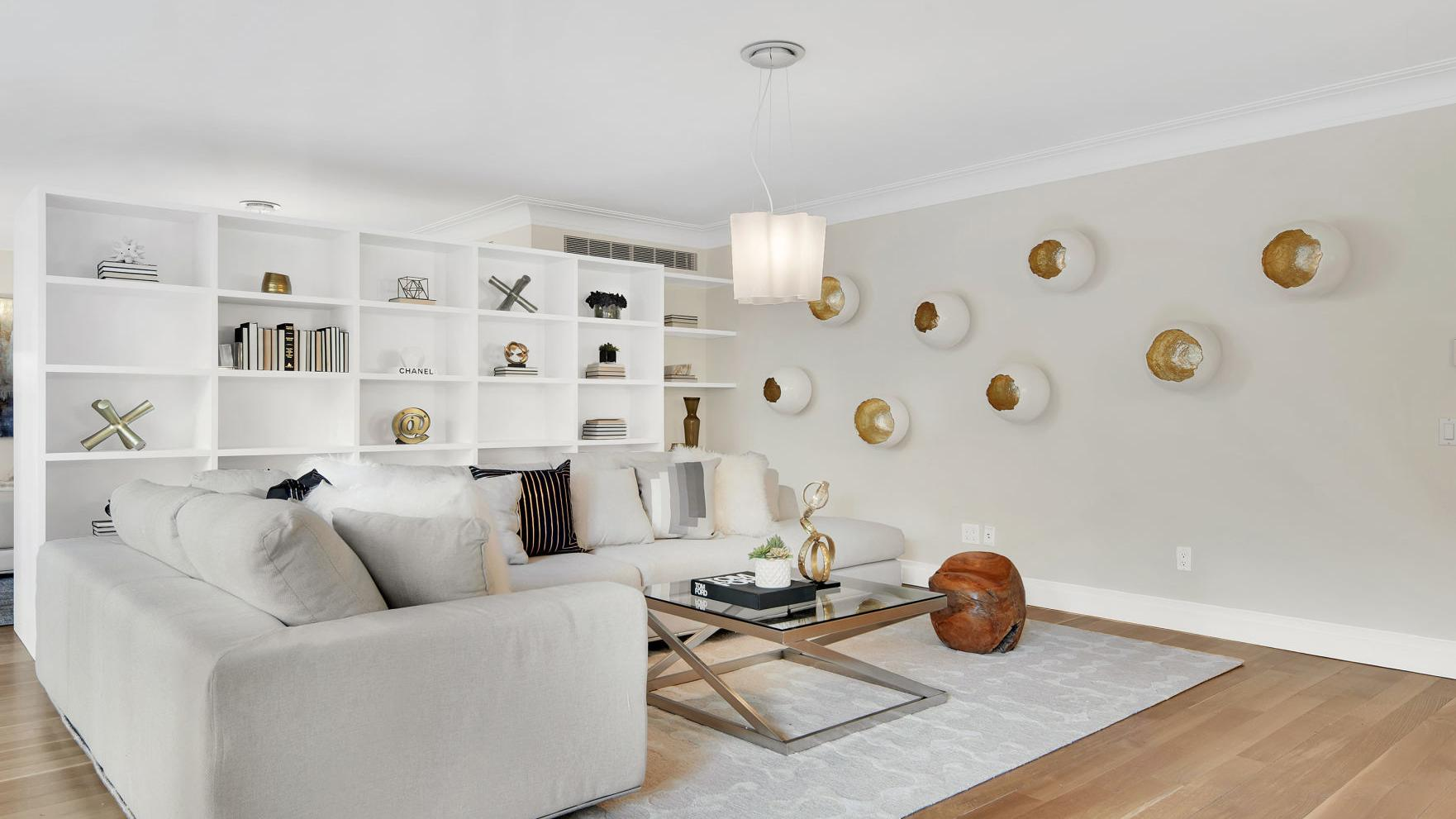 Design Recipes: All that glitters is gold (accents)