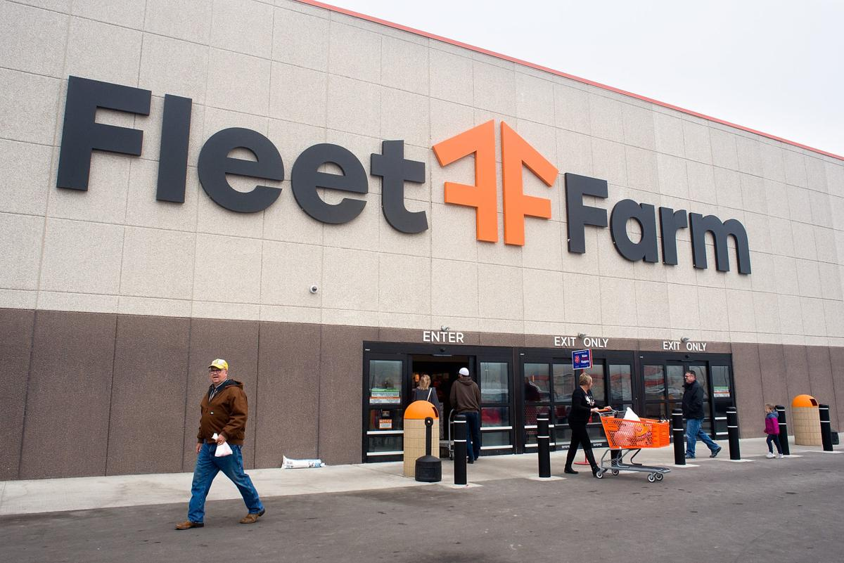Progress Fleet Farm