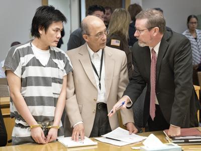 Bei Sheng Chen murder trial