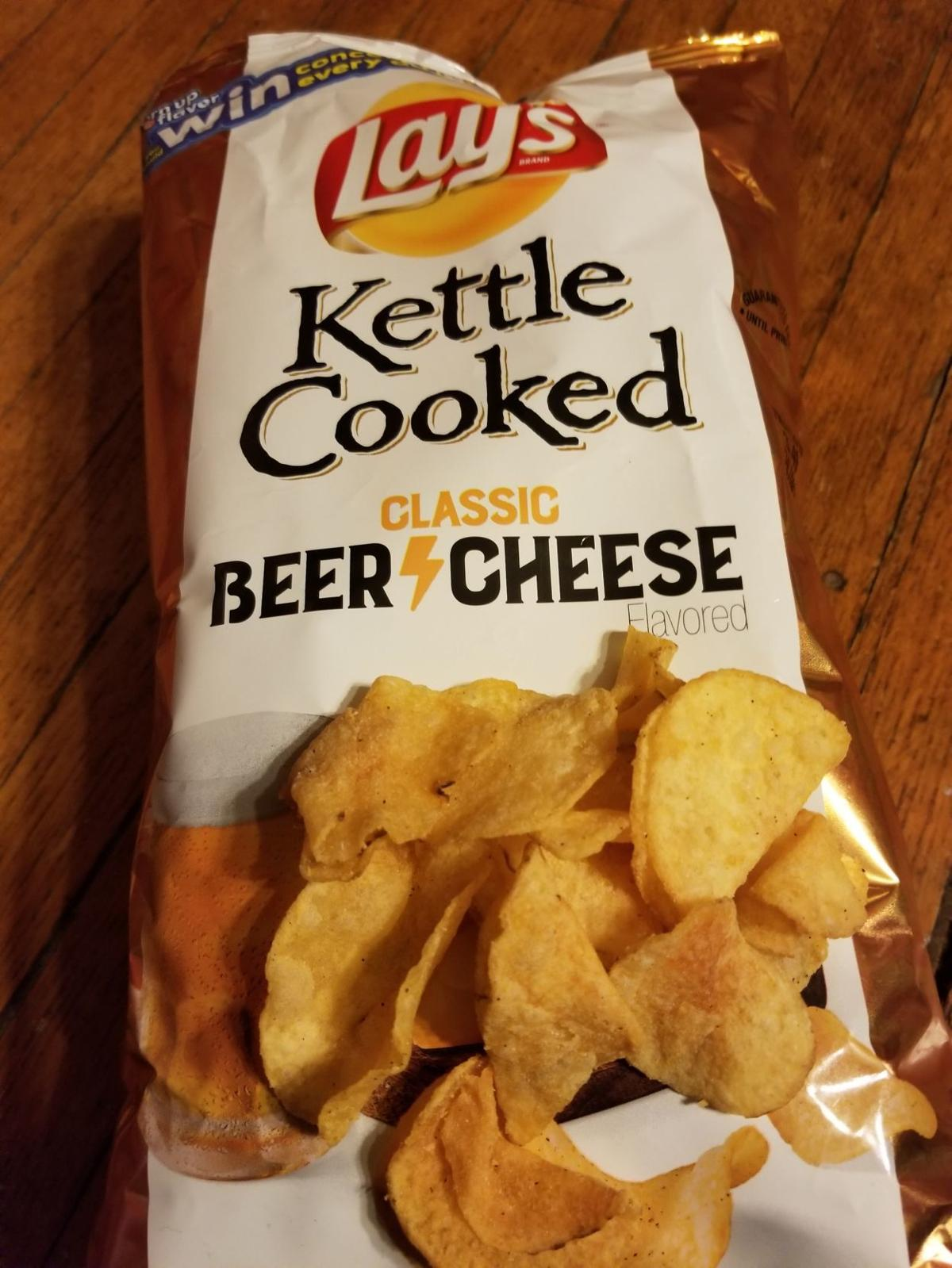 lay's beer cheese chips