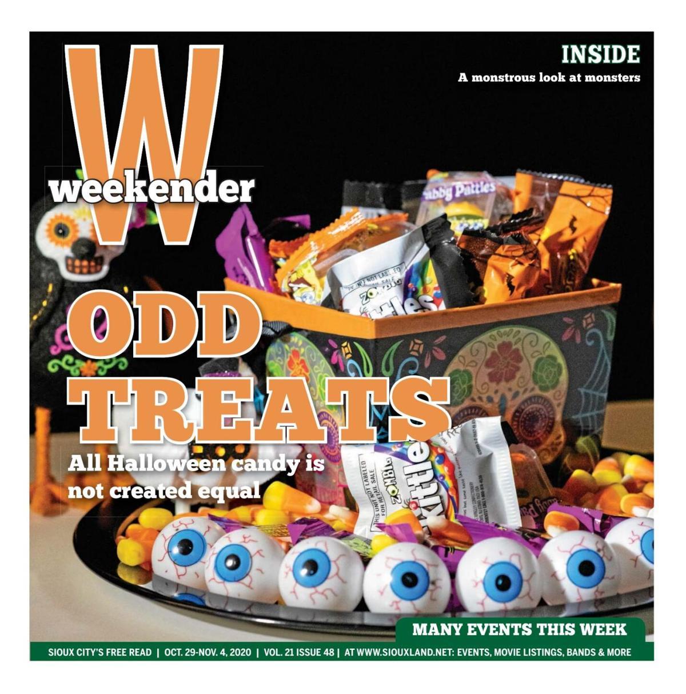 Weekender - October 29, 2020