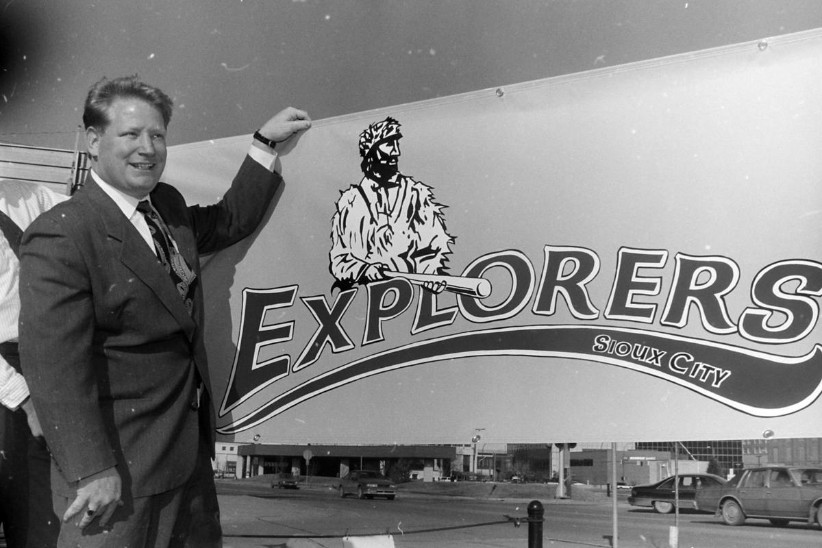 Explorers Logo, 1993