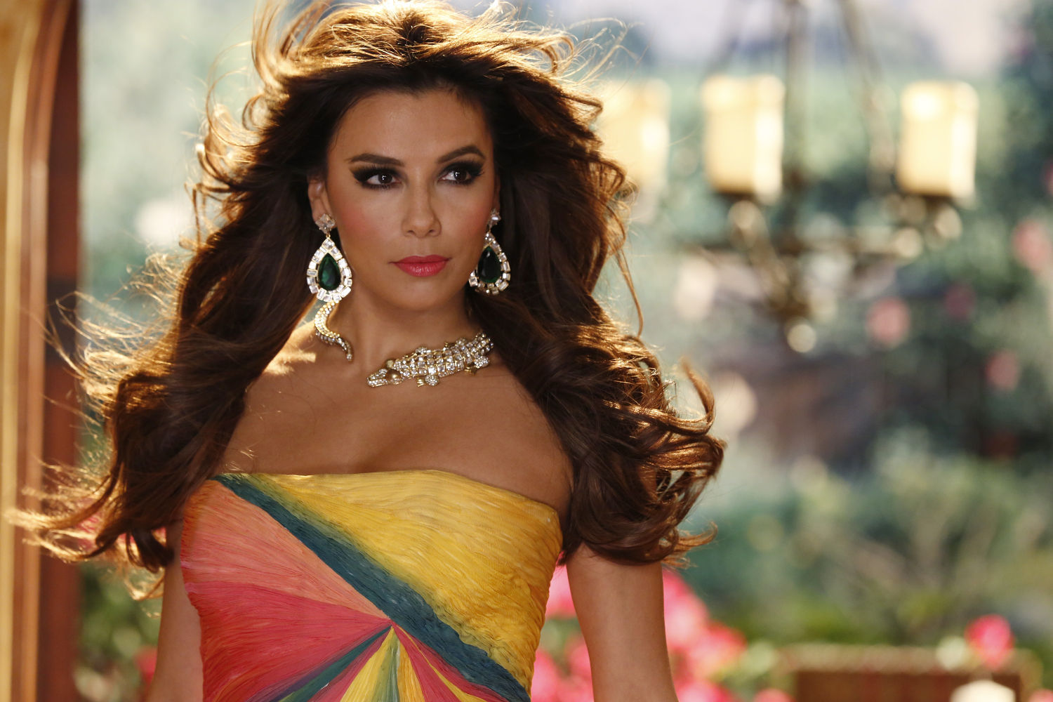 Nbc dating show eva longoria hair