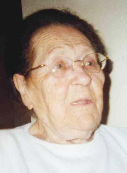 Gladys Mathews