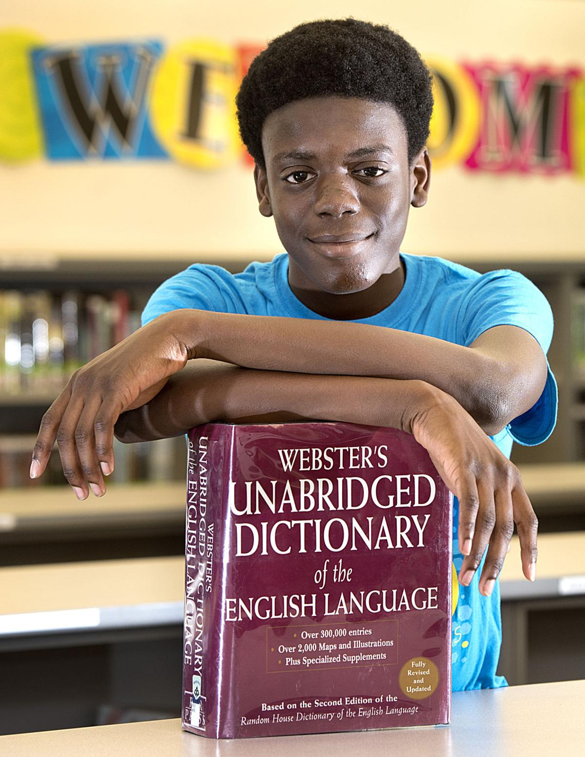 National Spelling Bee Nana Addo