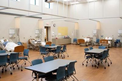 Dordt University's Carl and Gloria Zylstra Nursing Education Center