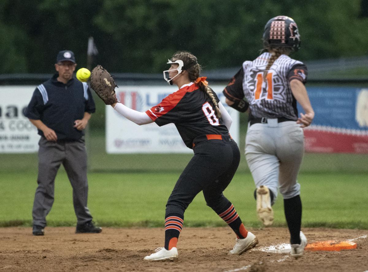 East vs Council Bluffs Jefferson softball