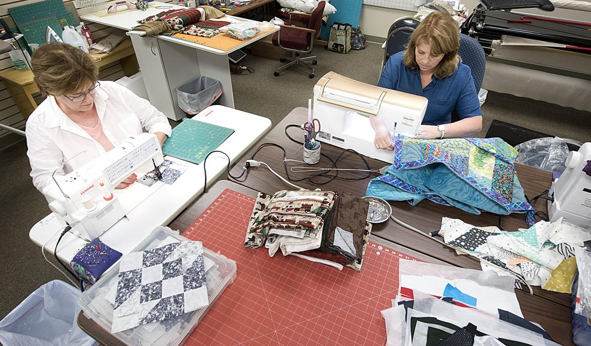 Modern trends influence traditional american hobby of for Craft stores in sioux city iowa