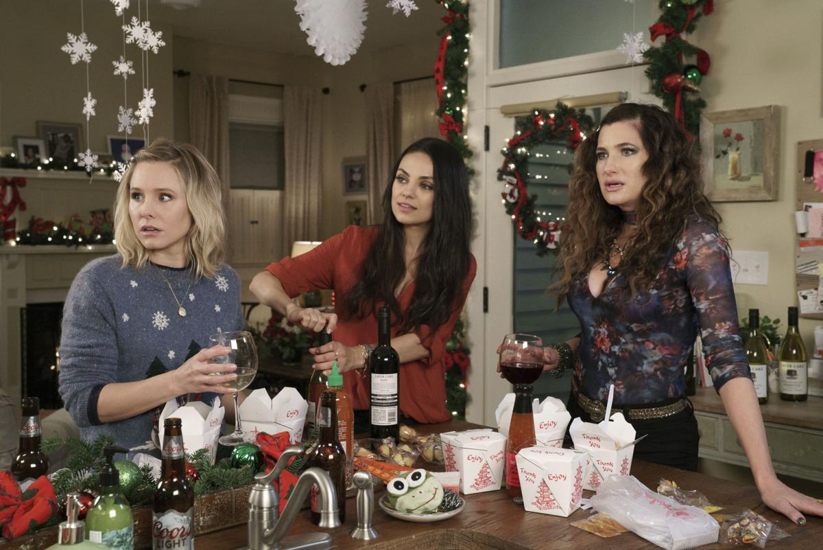 Film Review A Bad Moms Christmas
