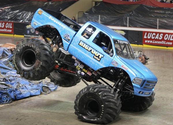 2015 Monster Truck Nationals