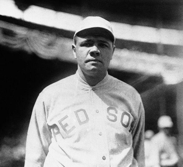 Babe Ruth 1918