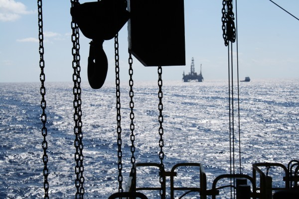 The offshore drilling life: cramped and dangerous