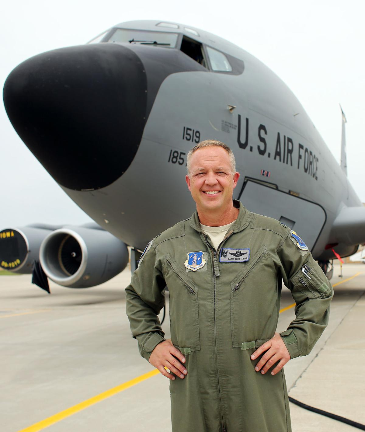 Photos 185th Refueling Wing Kc 135 News