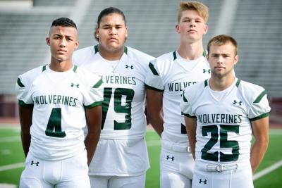 Football West High Media Day