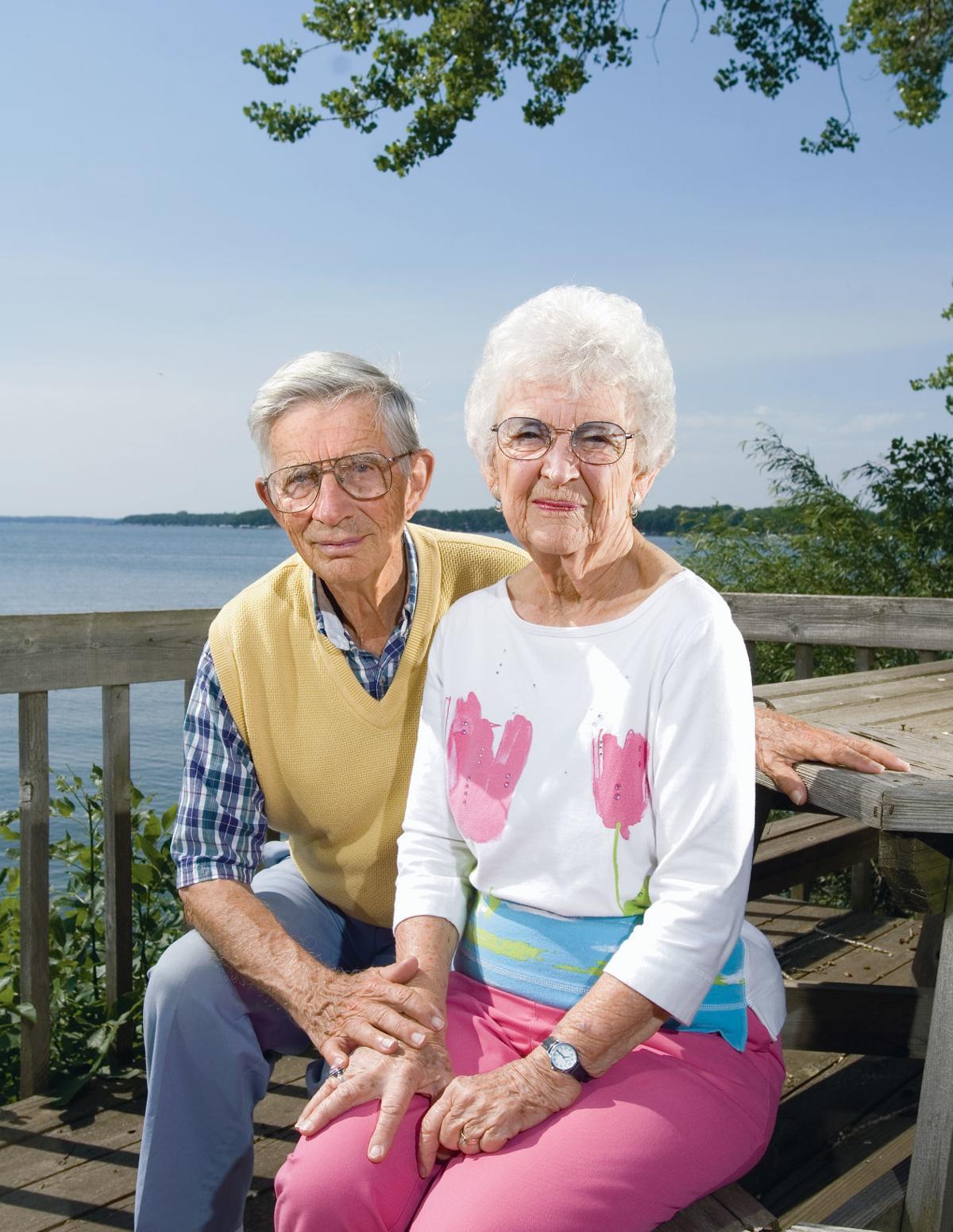 Berkley and Elinor Bedell