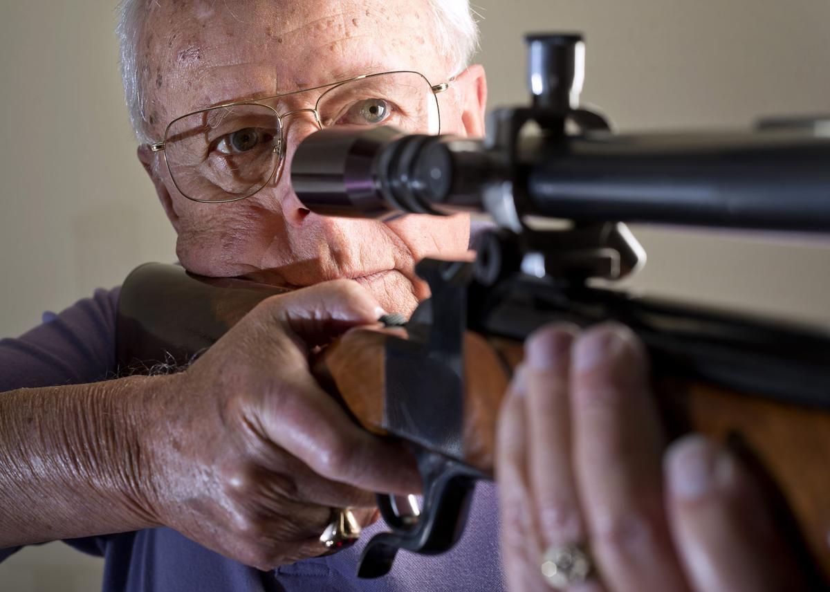 Korean war veteran Bud Vander Well