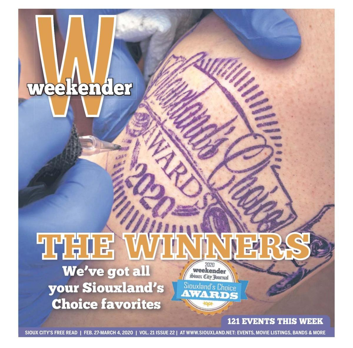 Weekender - February 27, 2020