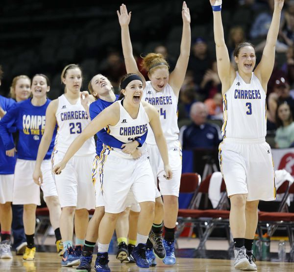 Photos: NAIA women's basketball championships Saturday ...